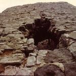 Schäden an der Seweckenwarte 1985