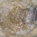 Die Kuppel im Inneren des Lethturmes in rund 13m Höhe