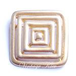 Лот №84.Винтажная брошь геометрической формы,без маркировки.Размер-4.5 см.Цена-500 грн