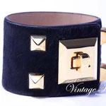 Лот №533.Новый дизайнерский браслет Vince Camuto.Имитация кожи пони,ширина-4.5 см.Подойдет на среднее и широкое запястье.Цена-800 грн