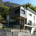 Einfamilienhaus Familie Lendi in Walenstadt