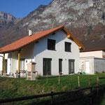 Einfamilienhaus Familie Ackert in Berschis