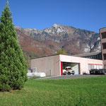 Anbau Rettung an Spital Walenstadt