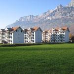 Mehrfamilienhäuser Platzriet in Walenstadt
