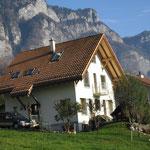 Einfamilienhaus Familie Deuber in Walenstadt