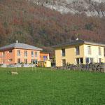 Einfamilienhäuser Familie Grob und Stocker in Tscherlach