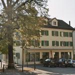 Geschäftshaus mit Papeterie in Walenstadt