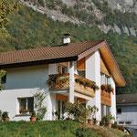 Einfamilienhaus Familie Zogg in Tscherlach