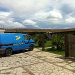 Unser Hostal La Vega in Tarifa