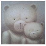 Плюшевые игрушки.        2012 г.     Холст, акрил, масло.       55х55 см.
