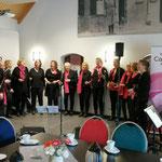 """Op 3 november 2019 zongen we in streekmuseum """"De Locht"""" in onze thuisbasis ;) Melderslo"""