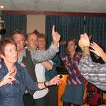 Op 16 oktober 2009 vierden we ons 25-jarig jublieum