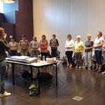 Op 14 juni hebben we een leuke en leerzame workshop gehad van Marjolein Cuijpers