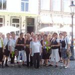 Op 10 september 2006 hebben we een uitstapje gemaakt naar Maastricht....