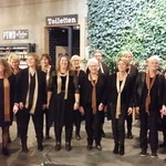 Op 23 november 2018 traden we op in Tuincentrum Leurs in Venlo in een gezellige kerstsfeer