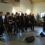 """Op 7 december 2013 hebben we Kerstliedjes gezongen in Museum """"de Locht"""" in Melderslo"""