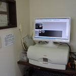 放射線量の少ないデジタルレントゲン
