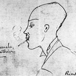 """Ernest Delahaye, """"La Tronche a Machin"""" (1875)"""
