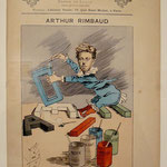 """Manuel Luque, immagine di copertina del periodico """"Les Hommes d'Aujourd'hui"""" (1888)"""