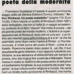 Recensione apparsa ne «Il Monviso», 23 ottobre 2009
