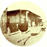 Casa di Rimbaud ad Harar nel suo ultimo soggiorno (maggio 1888-aprile 1891)