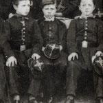 Rimbaud all'Istituto Rossat, a otto anni