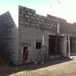 création d'un immeuble Lanester