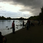 Hyde Park - The Serpentine