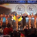 5th WBPF World Championships Budaörs Hungary 13-17 November 2013