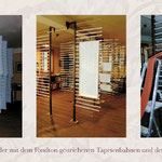 Ledertapete - Herstellung