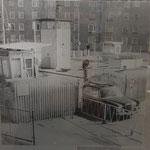 Berlin Sonnenallee März 1972