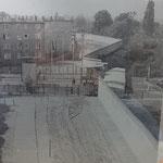 Berlin Sonnenallee Mai 1977