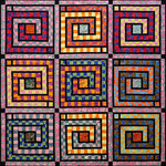licorice Rope quiltworx pattern
