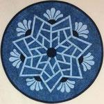 Scandinavian Snowflake quiltworx pattern