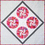 Dresden Plate Quiltworx pattern