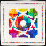 A World of Colors for A World of Quilters par Laura