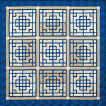 Chinese Lattice Quiltworx pattern