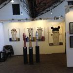 AAF BRUXELLES 2016 (Affordable Art Fair) - du 25 au 29 février au Tour & Taxis - Stand MAXANART