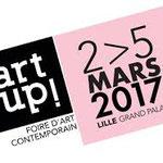 ART'UP ! LILLE 2017 - du 2 au 5 mars au Lille Grand Palais - Stand Maxanart D202