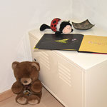 Kinderecke der Homöopathie Praxis Nyffenegger in Zürich Oerlikon