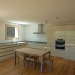 Küche Innenausbau.