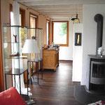 Wohnhaus Cumbel, Innenausbau Wohnen.