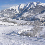Skigebiet mit Aussicht - Signinagruppe.