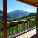 Terrassen mit Aussicht