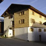 Sanierung Haus, Schindel Fassade.