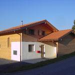 Ferienhaus Morissen aus Holzelementen.