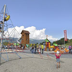 Rufalipark Obersaxen.