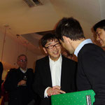 Toyo Ito recibido en Interdesign