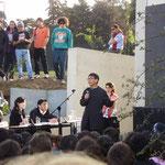 Toyo Ito durante su conferencia en Marbella