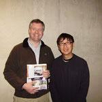 Toyo Ito y su servidor en la casa White O